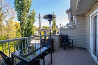 Photo 24: 14516 STONY PLAIN Road in Edmonton: Zone 21 Townhouse for sale : MLS®# E4185041