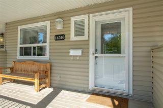 Photo 3: 14516 STONY PLAIN Road in Edmonton: Zone 21 Townhouse for sale : MLS®# E4185041