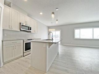 Photo 5: 30 JUNEAU Way: St. Albert House Half Duplex for sale : MLS®# E4185074