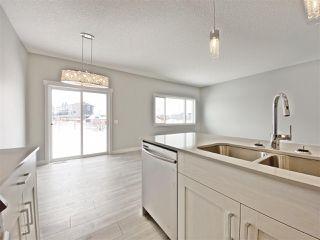 Photo 3: 30 JUNEAU Way: St. Albert House Half Duplex for sale : MLS®# E4185074