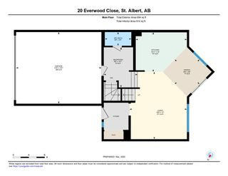 Photo 36: 20 EVERWOOD Close: St. Albert House for sale : MLS®# E4191773