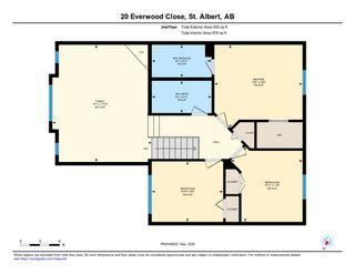 Photo 37: 20 EVERWOOD Close: St. Albert House for sale : MLS®# E4191773