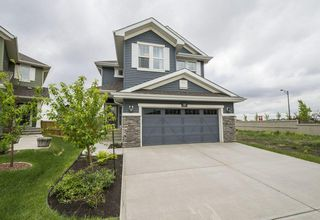 Photo 2: 584 Orchards Boulevard in Edmonton: Zone 53 House for sale : MLS®# E4198664