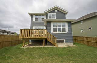Photo 38: 584 Orchards Boulevard in Edmonton: Zone 53 House for sale : MLS®# E4198664