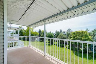 "Photo 18: 79 1973 WINFIELD Drive in Abbotsford: Abbotsford East Townhouse for sale in ""BELMONT RIDGE"" : MLS®# R2470545"