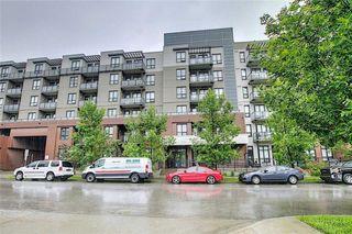 Photo 1: 527 955 MCPHERSON Road NE in Calgary: Bridgeland/Riverside Apartment for sale : MLS®# C4305151