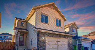 Main Photo: 90 SILVERADO SKIES Crescent SW in Calgary: Silverado Detached for sale : MLS®# A1021309