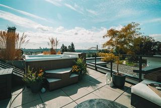"Photo 1: 413 22 E ROYAL Avenue in New Westminster: Fraserview NW Condo for sale in ""The Lookout- Victoria Hill"" : MLS®# R2488613"