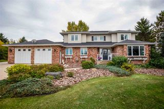Photo 1: 15 25005 Sturgeon Road: Rural Sturgeon County House for sale : MLS®# E4215779