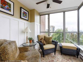 Photo 1: 704 1575 W 10TH AVENUE in Vancouver: Fairview VW Condo for sale (Vancouver West)  : MLS®# R2480004