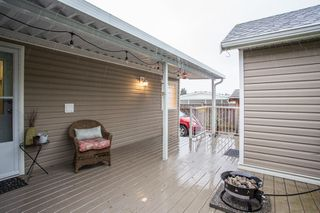"""Photo 22: 15834 ESSEX Place in Surrey: King George Corridor Manufactured Home for sale in """"Cranley Place"""" (South Surrey White Rock)  : MLS®# R2520166"""