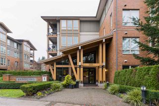 """Photo 1: 316 1111 E 27TH Street in North Vancouver: Lynn Valley Condo for sale in """"Branches"""" : MLS®# R2523279"""