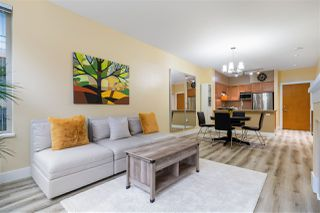 """Photo 2: 316 1111 E 27TH Street in North Vancouver: Lynn Valley Condo for sale in """"Branches"""" : MLS®# R2523279"""