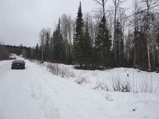 """Photo 2: LOT 2 GROVEBURN Road in Prince George: Tabor Lake Land for sale in """"TABOR LAKE"""" (PG Rural East (Zone 80))  : MLS®# R2528550"""
