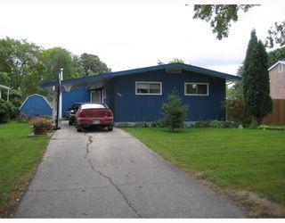 Photo 1: 752 PASADENA Avenue in WINNIPEG: Fort Garry / Whyte Ridge / St Norbert Residential for sale (South Winnipeg)  : MLS®# 2918777