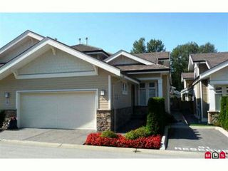 """Main Photo: 61 14655 32ND Avenue in Surrey: Elgin Chantrell Townhouse for sale in """"ELGIN POINTE"""" (South Surrey White Rock)  : MLS®# F2922713"""