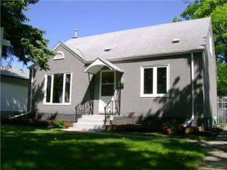 Photo 1: 269 Strathmillan Road in WINNIPEG: St James Residential for sale (West Winnipeg)  : MLS®# 1010685