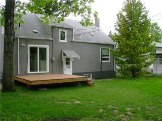 Photo 13: 269 Strathmillan Road in WINNIPEG: St James Residential for sale (West Winnipeg)  : MLS®# 1010685