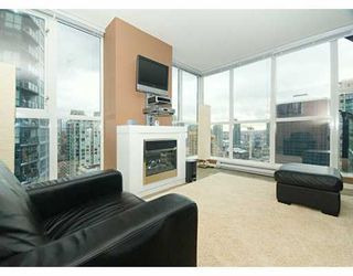"Photo 2: 1199 SEYMOUR Street in Vancouver: Downtown VW Condo for sale in ""BRAVA"" (Vancouver West)  : MLS®# V625814"