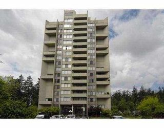 """Photo 1: 508 4105 MAYWOOD Street in Burnaby: Metrotown Condo for sale in """"TIMES SQUARE"""" (Burnaby South)  : MLS®# V742510"""