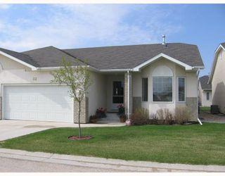 Main Photo: 33 55 BAIRDMORE Boulevard in WINNIPEG: Fort Garry / Whyte Ridge / St Norbert Condominium for sale (South Winnipeg)  : MLS®# 2909158
