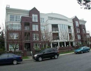 Photo 1: 309 2335 WHYTE Avenue in Port_Coquitlam: Central Pt Coquitlam Condo for sale (Port Coquitlam)  : MLS®# V768459