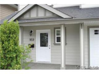 Photo 5: 959 Bray Ave in VICTORIA: La Langford Proper Single Family Detached for sale (Langford)  : MLS®# 507177