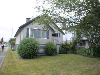 Main Photo: 4303 GEORGIA Street in Burnaby: Willingdon Heights House for sale (Burnaby North)  : MLS®# V776554