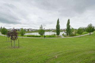 Photo 35: 20239 - 56 Avenue in Edmonton: Hamptons House Half Duplex for sale : MLS®# E4165567