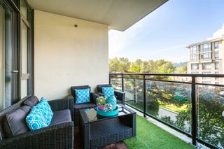 "Photo 17: 408 400 CAPILANO Road in Port Moody: Port Moody Centre Condo for sale in ""ARIA"" : MLS®# R2401634"