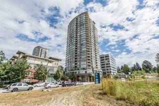 "Photo 1: 408 400 CAPILANO Road in Port Moody: Port Moody Centre Condo for sale in ""ARIA"" : MLS®# R2401634"