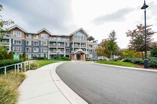 """Main Photo: 506 6460 194 Street in Surrey: Clayton Condo for sale in """"Waterstone"""" (Cloverdale)  : MLS®# R2412751"""