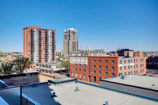 Photo 19: 604 10238 103 Street in Edmonton: Zone 12 Condo for sale : MLS®# E4200057