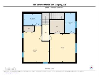 Photo 41: 151 SOMME Manor SW in Calgary: Garrison Woods Semi Detached for sale : MLS®# A1016106