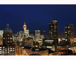 "Photo 9: 2005 63 KEEFER Place in Vancouver: Downtown VW Condo for sale in ""EUROPA"" (Vancouver West)  : MLS®# V802322"