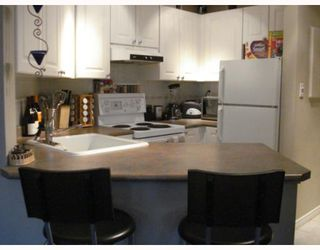 """Photo 4: 204 2025 STEPHENS Street in Vancouver: Kitsilano Condo for sale in """"STEPHENS COURT"""" (Vancouver West)  : MLS®# V806297"""