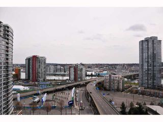 """Photo 10: 1704 989 BEATTY Street in Vancouver: Downtown VW Condo for sale in """"NOVA"""" (Vancouver West)  : MLS®# V815922"""