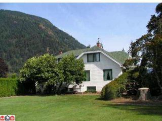 Photo 10: 39963 N PARALLEL Road in Abbotsford: Sumas Mountain House for sale : MLS®# F1011208