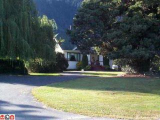 Photo 9: 39963 N PARALLEL Road in Abbotsford: Sumas Mountain House for sale : MLS®# F1011208
