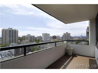 Photo 15: 801 1034 Johnson Street in VICTORIA: Vi Downtown Condo Apartment for sale (Victoria)  : MLS®# 277960