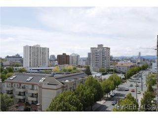Photo 17: 801 1034 Johnson Street in VICTORIA: Vi Downtown Condo Apartment for sale (Victoria)  : MLS®# 277960