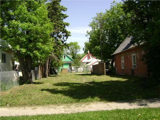 Photo 1: 695 PRITCHARD Avenue in WINNIPEG: North End Residential for sale (North West Winnipeg)  : MLS®# 1010984