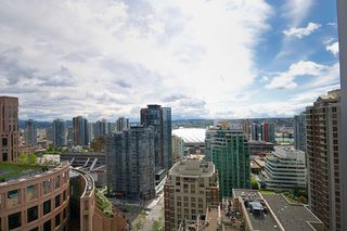"Photo 1: 2503 833 HOMER Street in Vancouver: Downtown VW Condo for sale in ""ATELIER"" (Vancouver West)  : MLS®# V839630"