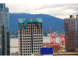 "Photo 30: 2503 833 HOMER Street in Vancouver: Downtown VW Condo for sale in ""ATELIER"" (Vancouver West)  : MLS®# V839630"