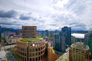 "Photo 19: 2503 833 HOMER Street in Vancouver: Downtown VW Condo for sale in ""ATELIER"" (Vancouver West)  : MLS®# V839630"