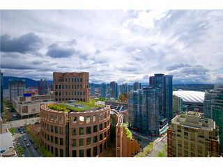 "Photo 23: 2503 833 HOMER Street in Vancouver: Downtown VW Condo for sale in ""ATELIER"" (Vancouver West)  : MLS®# V839630"