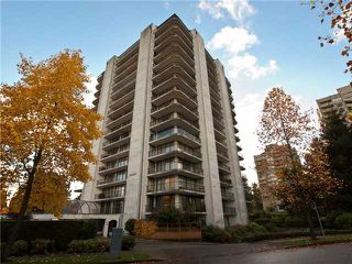 "Photo 1: 1605 6455 WILLINGDON Avenue in Burnaby: Metrotown Condo for sale in ""PARKSIDE MANOR"" (Burnaby South)  : MLS®# V857993"