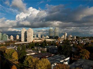 "Photo 2: 1605 6455 WILLINGDON Avenue in Burnaby: Metrotown Condo for sale in ""PARKSIDE MANOR"" (Burnaby South)  : MLS®# V857993"