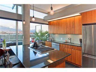 "Photo 2: 801 33 W PENDER Street in Vancouver: Downtown VW Condo for sale in ""33 LIVING"" (Vancouver West)  : MLS®# V869043"
