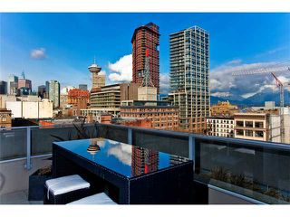 "Photo 9: 801 33 W PENDER Street in Vancouver: Downtown VW Condo for sale in ""33 LIVING"" (Vancouver West)  : MLS®# V869043"